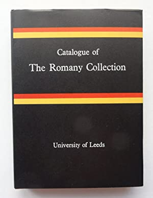 Catalogue of the Romany Collection