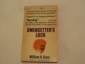 Omensetter's Luck: William H. Gass