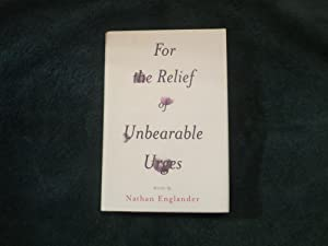 For the Relief of Unbearable Urges: Englander, Nathan