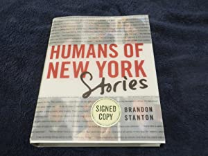 Humans of New York : Stories: Brandon Stanton