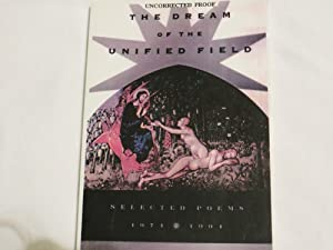 The Dream of the Unified Field: Jorie Graham