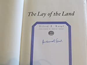 The Lay of the Land: Ford, Richard; Ford, Richard