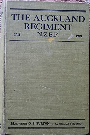 The Auckland Regiment, NZEF 1914-1918