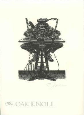 Print: Gloeckler, Ray