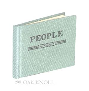 PEOPLE, BY ONE OF THEM