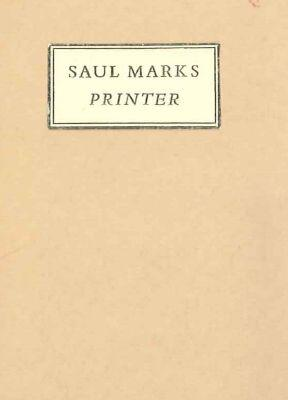 SAUL MARKS, PRINTER: Nethery, Wallace