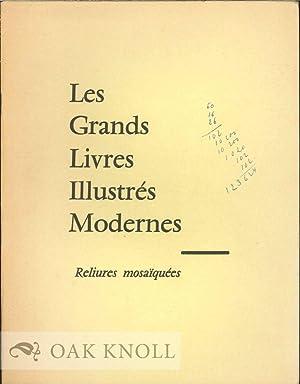 GRANDS LIVRES MODERNES ILLUSTRÉS.|LES