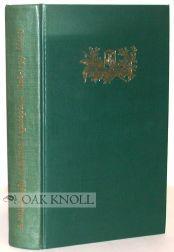 BIBLIOGRAPHY OF BRITISH LEPIDOPTERA, 1608-1799. A: Lisney, Arthur A.