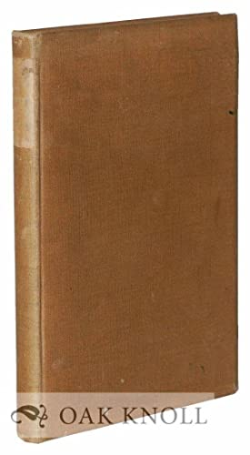 LIFE AND ART BY THOMAS HARDY: ESSAYS NOTES AND LETTERS COLLECTED FOR THE FIRST TIME: Hardy, Thomas