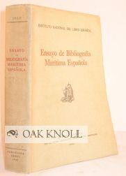 ENSAYO DE BIBLIOGRAFIA MARITIMA ESPANOLA