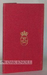 GRAVEUR DE L'AN 1466 ET LES GRANDES ARMOIRIES DE BOURGOGNE.|LE: de Brou, Ch