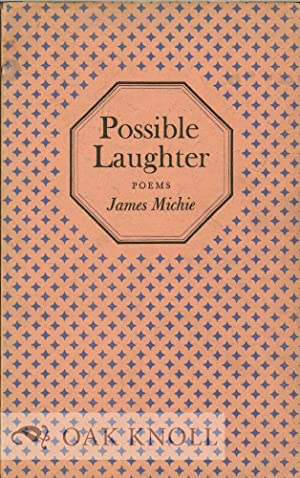 POSSIBLE LAUGHTER: Michie, James