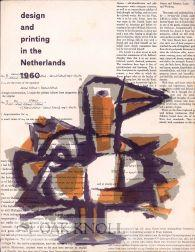 DESIGN AND PRINTING IN THE NETHERLANDS 1960