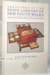 TREAURES OF THE STATE LIBRARY OF NEW SOUTH WALES, THE AUSTRALIANA COLLECTIONS
