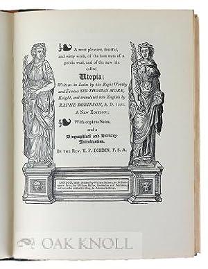 WILLIAM BULMER - THOMAS BENSLEY, A STUDY IN TRANSITION: Marrot, H.V.