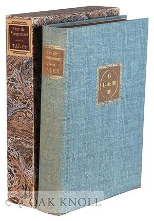 TALES OF GUY DE MAUPASSANT, 1850-1893: De Maupassant, Guy