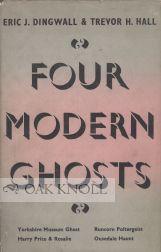 FOUR MODERN GHOSTS: Hall, Trevor H.