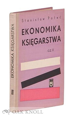 EKONOMIKA KSIEGARSTWA: Polec, Stanislaw