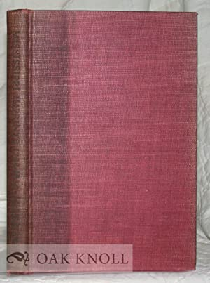 BIBLIOGRAPHY OF MISSISSIPPI IMPRINTS, 1798-1830.|A: McMurtrie, Douglas C.