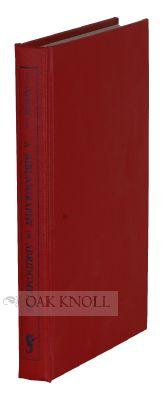 BIBLIOGRAPHY OF ABRIDGMENTS, DIGESTS, DICTIONARIES AND INDEXES OF ENGLISH LAW TO THE YEAR 1800.|A: ...