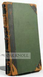 BIBLIOGRAPHIA CALVINIANA. CATALOGUS CHRONOLOGICUS OPERUM CALVINI. CATALOGUS SYSTEMATICUS OPERUM ...