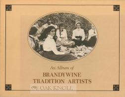BRANDYWINE TRADITION ARTISTS FEATURING THE WORKS OF HOWARD PYLE, FRANK E. SCHOONOVER, THE WYETH ...
