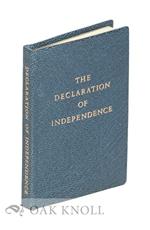 DECLARATION OF INDEPENDENCE|THE