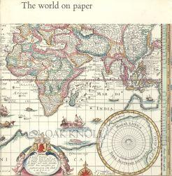 WORLD ON PAPER.|THE: Vrij, Marijke de