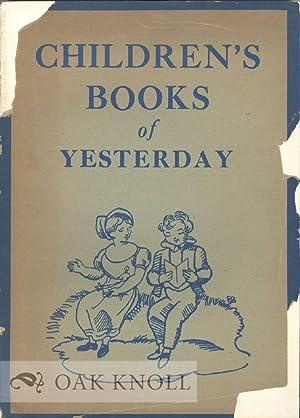 CHILDREN'S BOOKS OF YESTERDAY: James, Philip