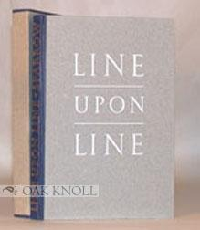 LINE UPON LINE, AN EPIGRAPHICAL ANTHOLOGY: Sparrow, John
