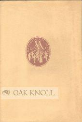 DANIEL BERKELEY UPDIKE AND THE MERRYMOUNT PRESS: Kup, Karl