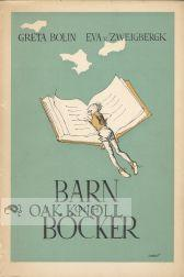 BARN OCH BOCKER [CHILDREN AND BOOKS]: Bolin, Greta