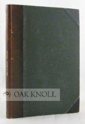 ODES OF HORACE.|THE: Bennett, Charles E. (translator)