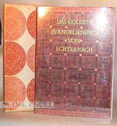 GOLDENE EVANGELIENBUCH VON ECHTERNACH.|DAS