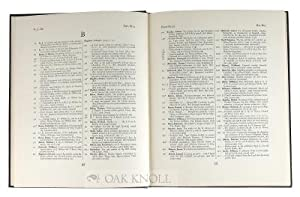 CHECK-LIST OF THE BOOKS IN THE LIBRARY COMPANY OF PHILADELPHIA IN AND SUPPLEMENTARY TO WING'S ...