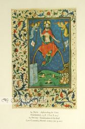 MEDIAEVAL BOOK ILLUMINATION IN EUROPE, THE COLLECTIONS OF THE GERMAN DEMOCRATIC REPUBLIC: Rothe, ...
