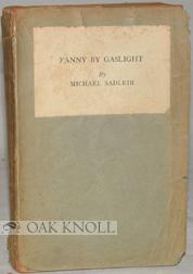 FANNY BY GASLIGHT