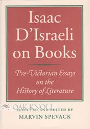 isaac d i on books pre victorian essays on the history of  isaac d i on books pre victorian essays on the history of literature