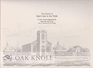 CHURCH OF SAINT LUKE IN THE FIELDS,: Wesely, Don