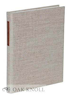 FUNCTIONAL DEVELOPMENTS IN BOOKBINDING: Wakeman, Geoffrey and Graham Pollard