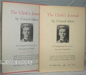 CLERK'S JOURNAL.|THE