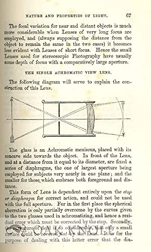 MANUAL OF PHOTOGRAPHIC CHEMISTRY, INCLUDING THE PRACTICE OF THE COLLODION PROCESS.|A: Hardwich, T. ...