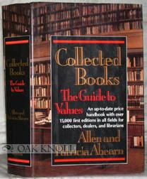 COLLECTED BOOKS, THE GUIDE TO VALUES: Ahearn, Allen and Patricia