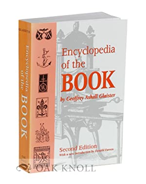 ENCYCLOPEDIA OF THE BOOK.|THE: Glaister, Geoffrey Ashall