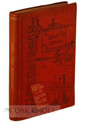 HALF-TONE ON THE AMERICAN BASIS FROM THE PERSONAL EXPERIENCE OF WILHELM CRONENBERG. TRANSLATED BY ...