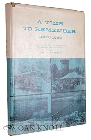 TIME TO REMEMBER, 1920-1960, PICTURE STORY OF FORTY YEARS IN THE HISTORY OF NORTHERN NEW CASTLE ...