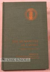 HUMANITIES IN CANADA. SUPPLEMENT TO DECEMBER 31, 1964.|THE: Wiles, R. M.