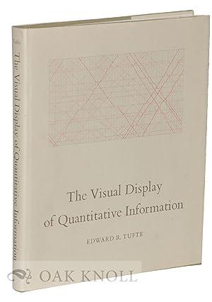 VISUAL DISPLAY OF QUANTITATIVE INFORMATION. THE: Tufte, Edward R.