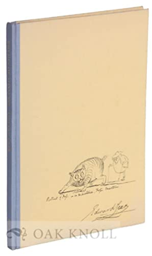 RHYMES OF NONSENSE, AN ALPHABET BY EDWARD LEAR: Hofer, Philip