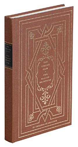 GROLIER CLUB ITER GALLICO-HELVETICUM.|THE: Edwards, George (editor)